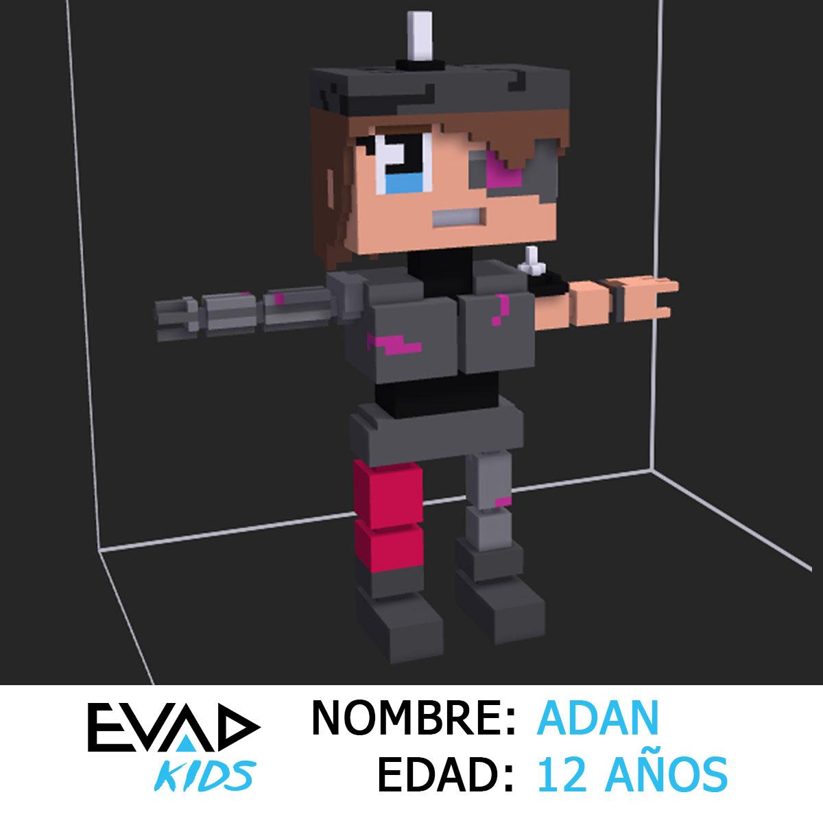 ADAN 3D